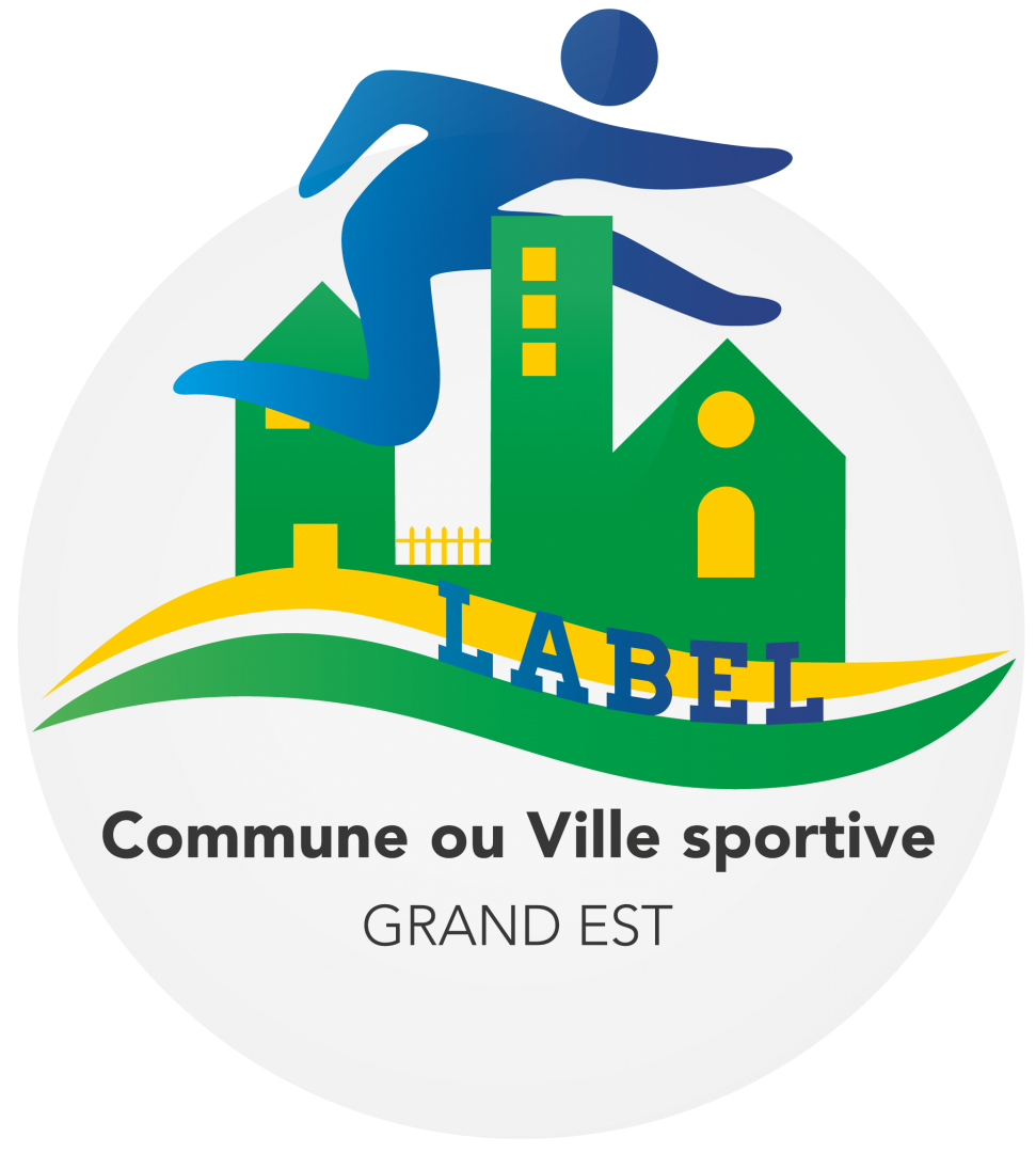 Commune ou Ville sportive du Grand Est