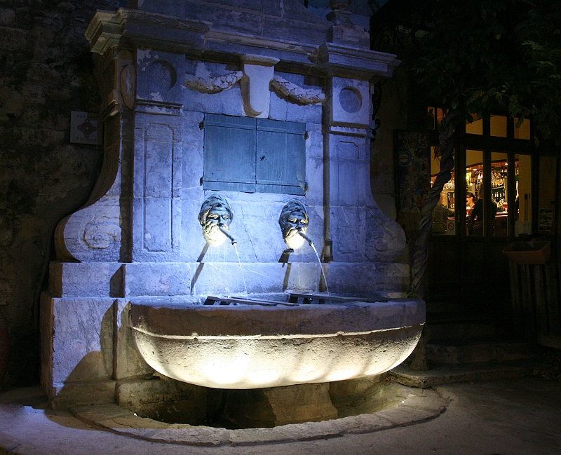 Fontaine Girou