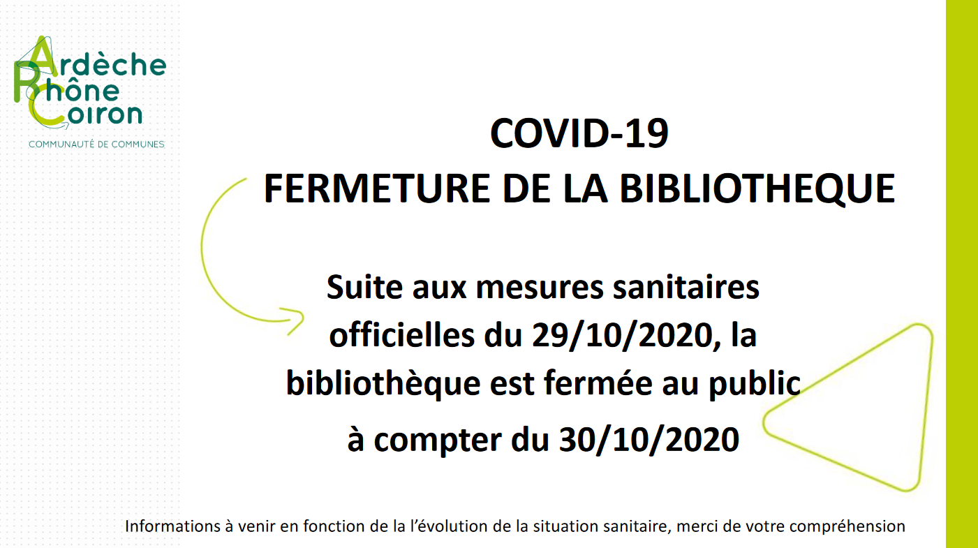 FERMETURE BIBLIOTHEQUE.PNG