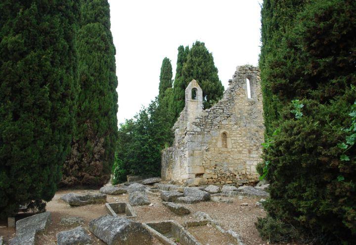 Nécropole Civaux