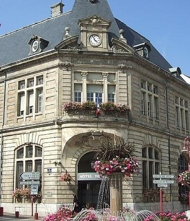 Mairie de Lannemezan