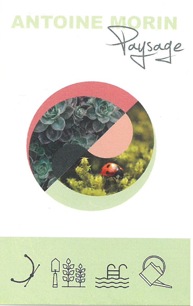 ANTOINE MORIN Paysage