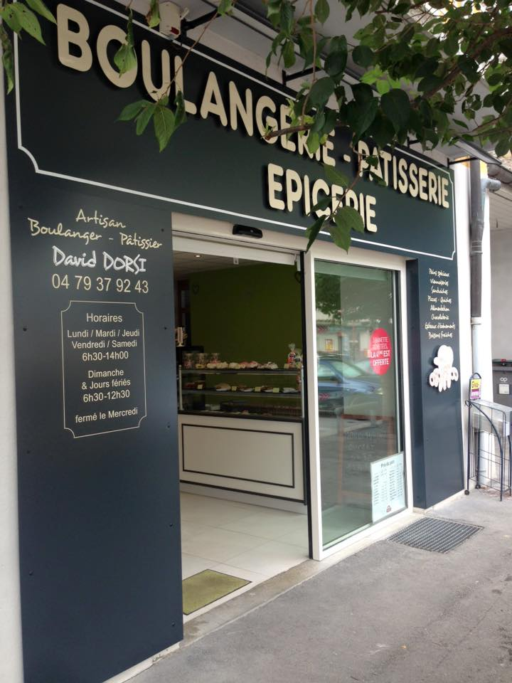 Boulangerie Patisserie David DORSI