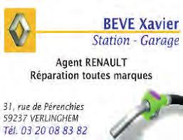 Garage BEVE - Station essence Elan