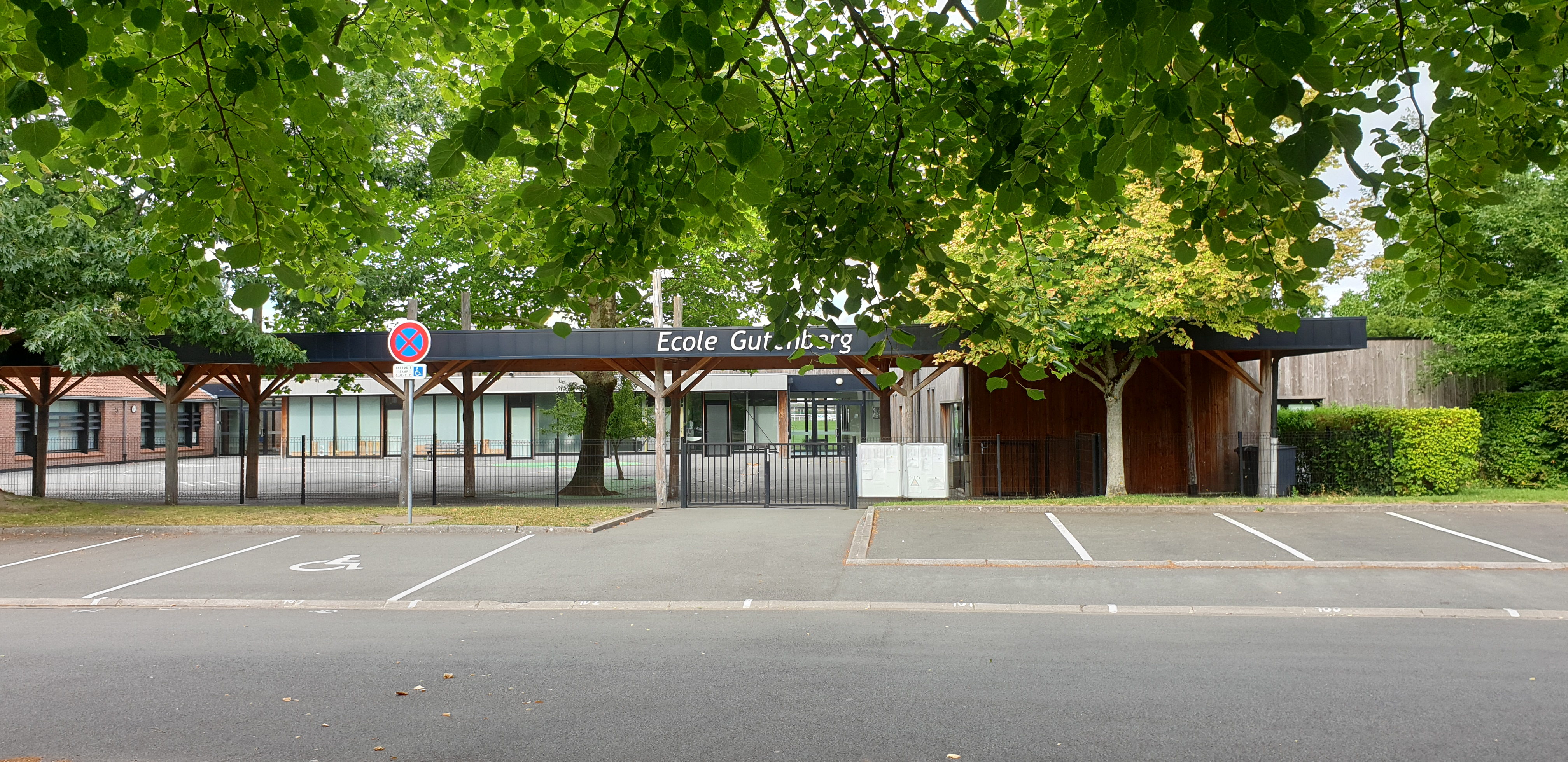 Ecole Gutenberg