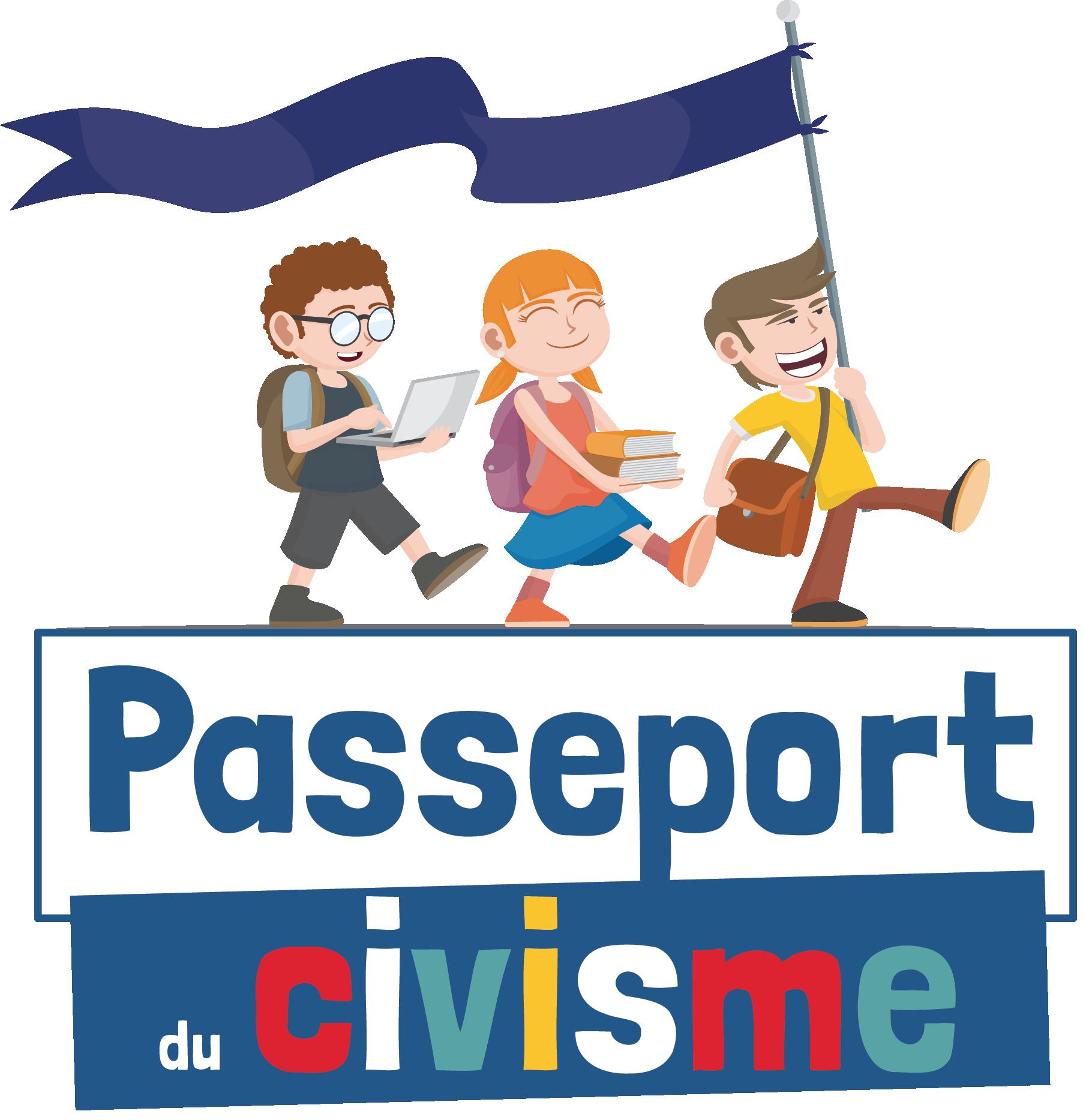 Passeport civisme logo