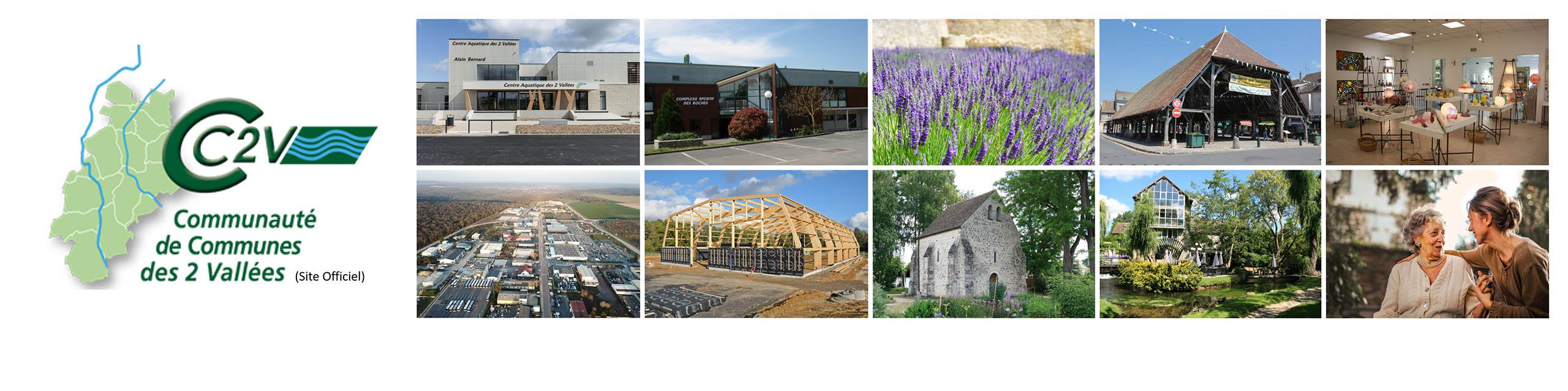 Communauté de Communes des 2 Vallées (CC2V91)