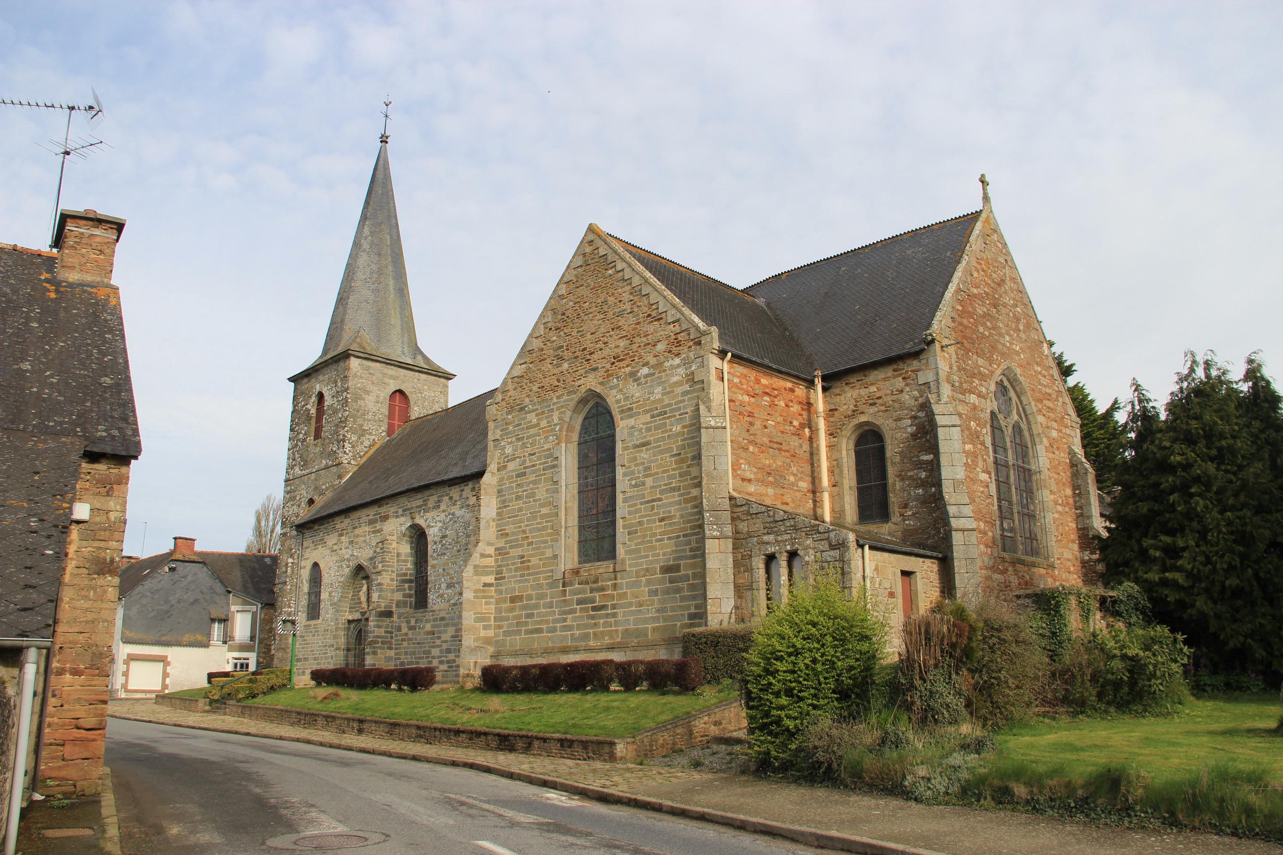 Notre Dame de La Ferrière
