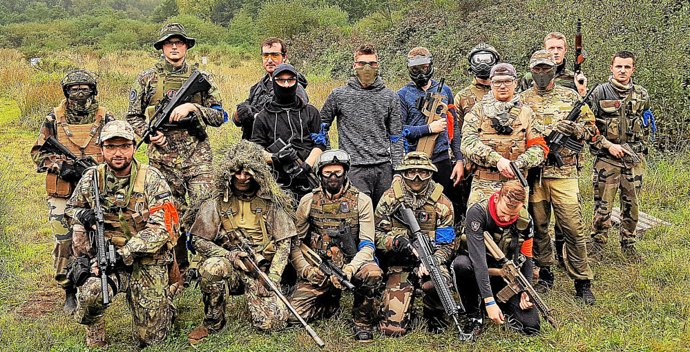13ème SPA Airsoft Team Plémet