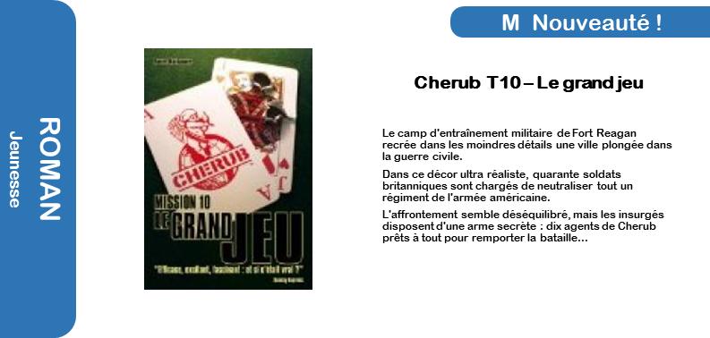 Cherub T10 Le grand jeu.png