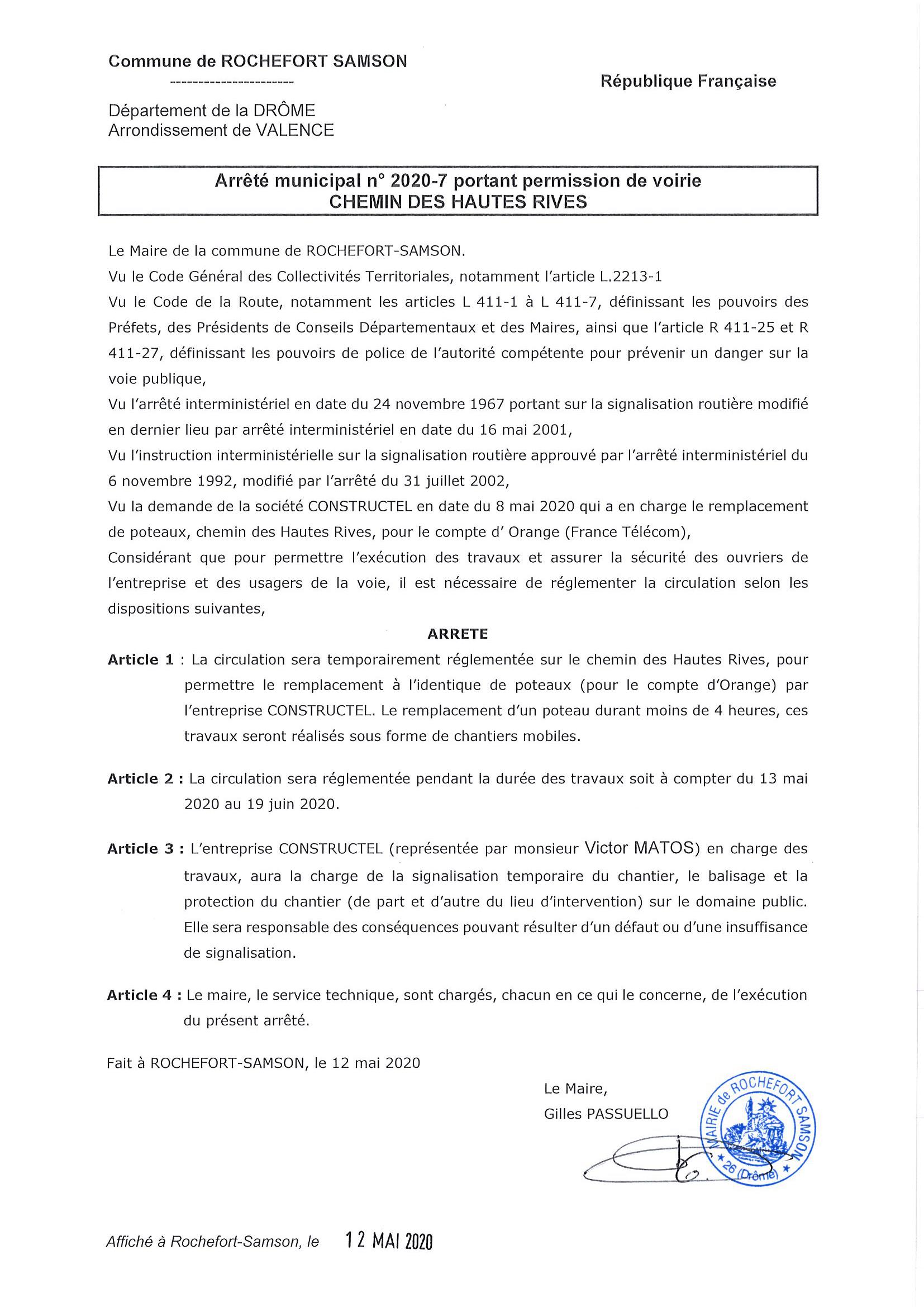Arrêté 2020-7 Permission de voirie Chemin des Hautes Rives-1.png