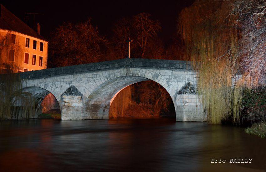 Le pont de nuit E Bailly
