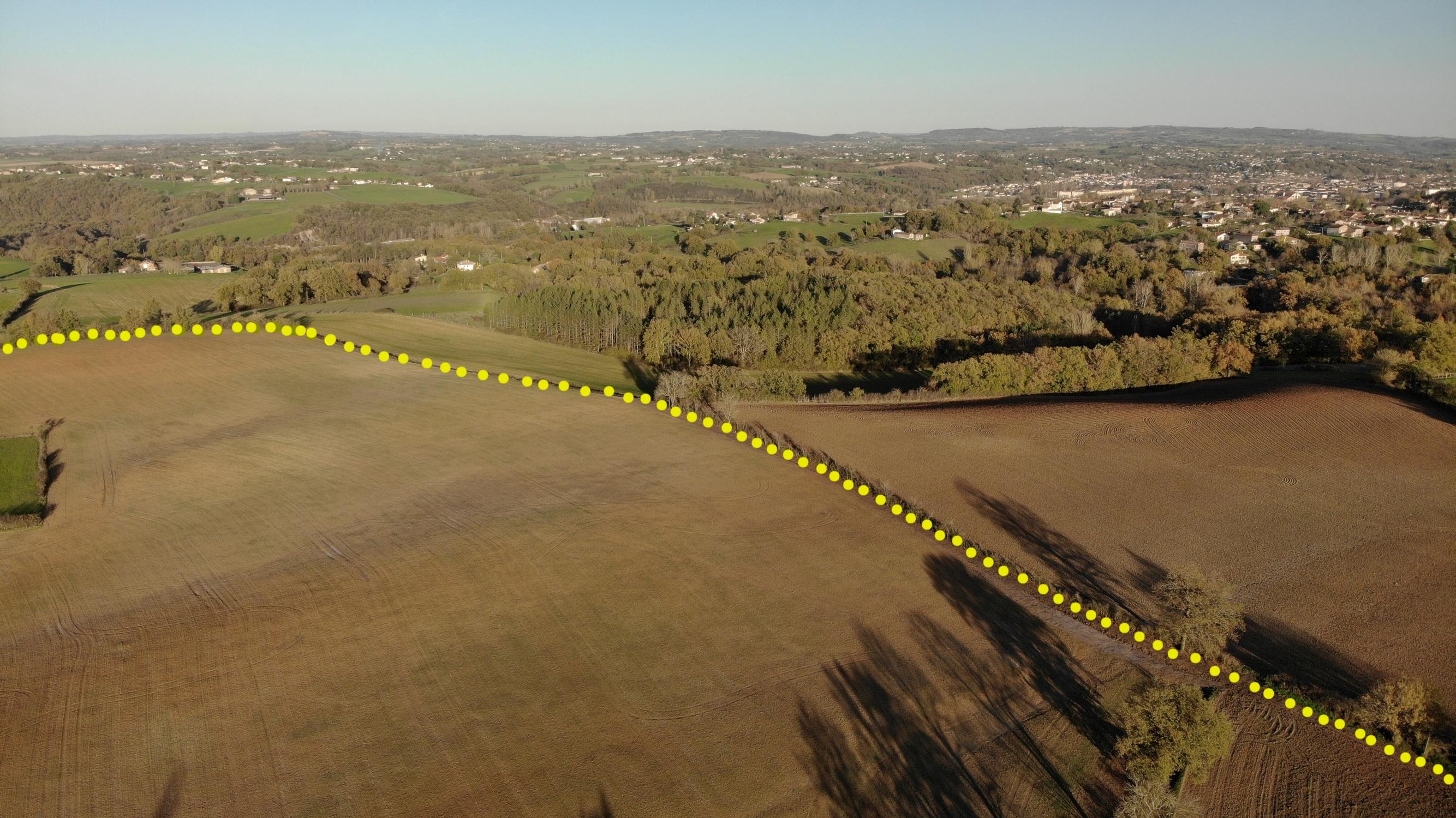 Réouverture chemin rural Pouilhounac à Balarens points 1500.jpg