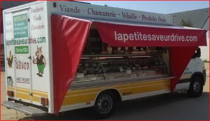 La P'tite saveur (camion boucherie)