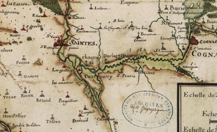 carte ancienne