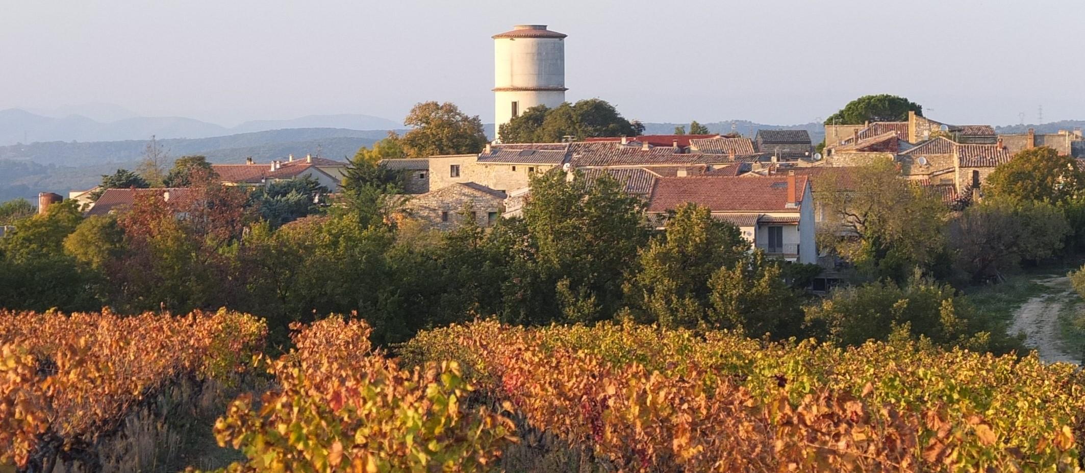 Village vue générale