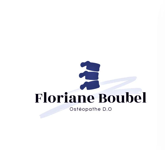 logo Floriane BOUBEL Ostéopathe