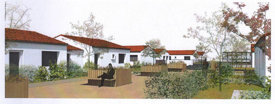 vue résidence séniors
