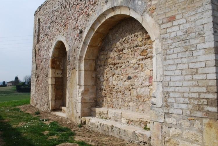 chapelle ouverture sud