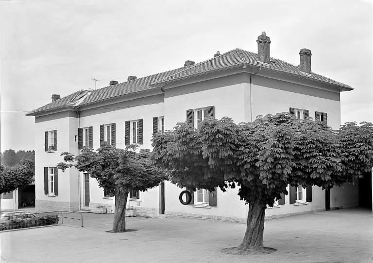 Ecole autrefois 2
