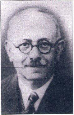 portrait Marc Bloch