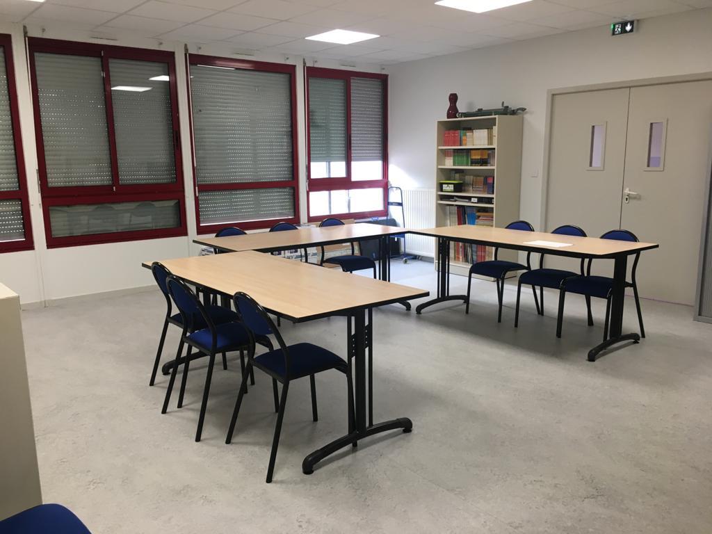 travaux école 2020
