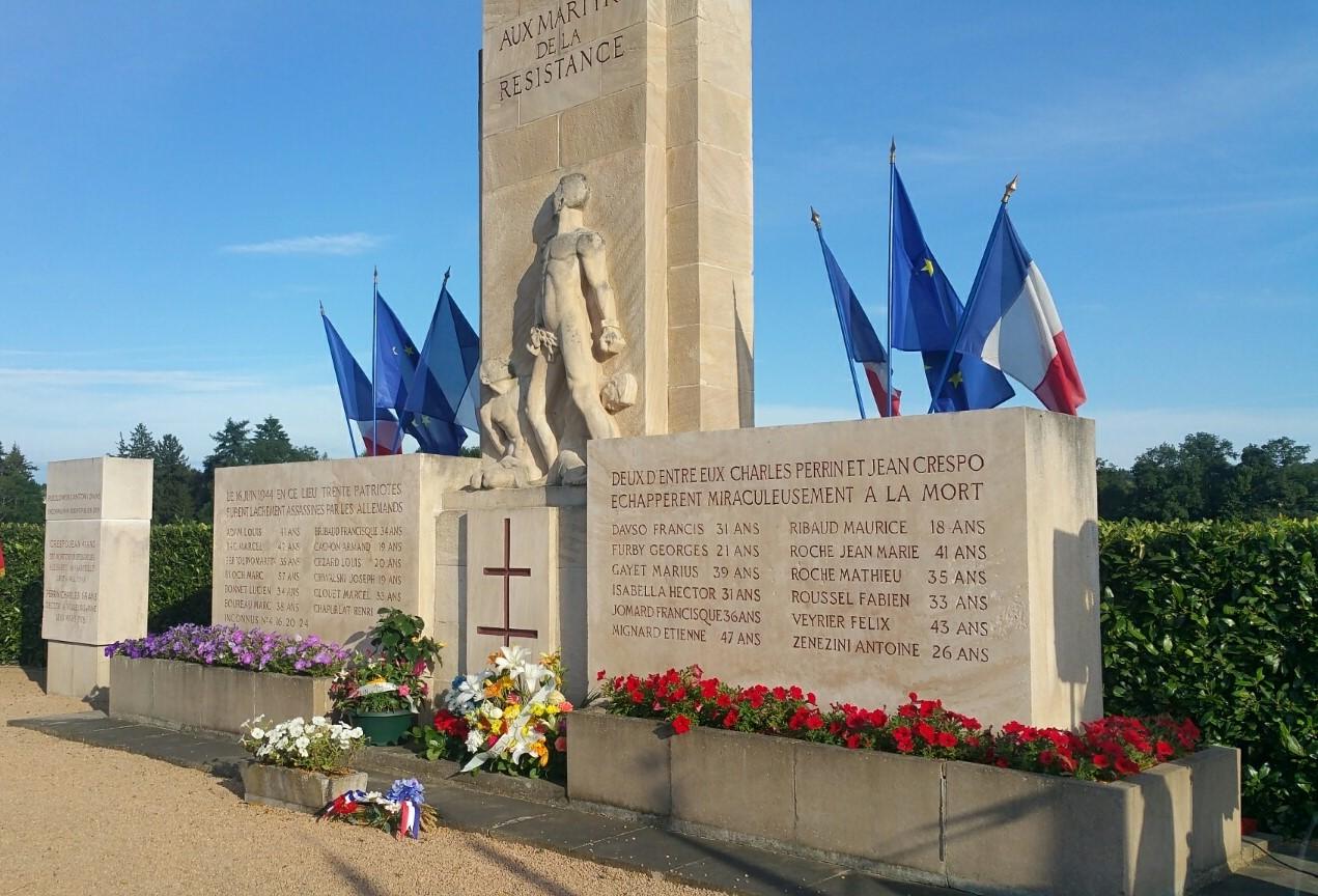monument de Roussille