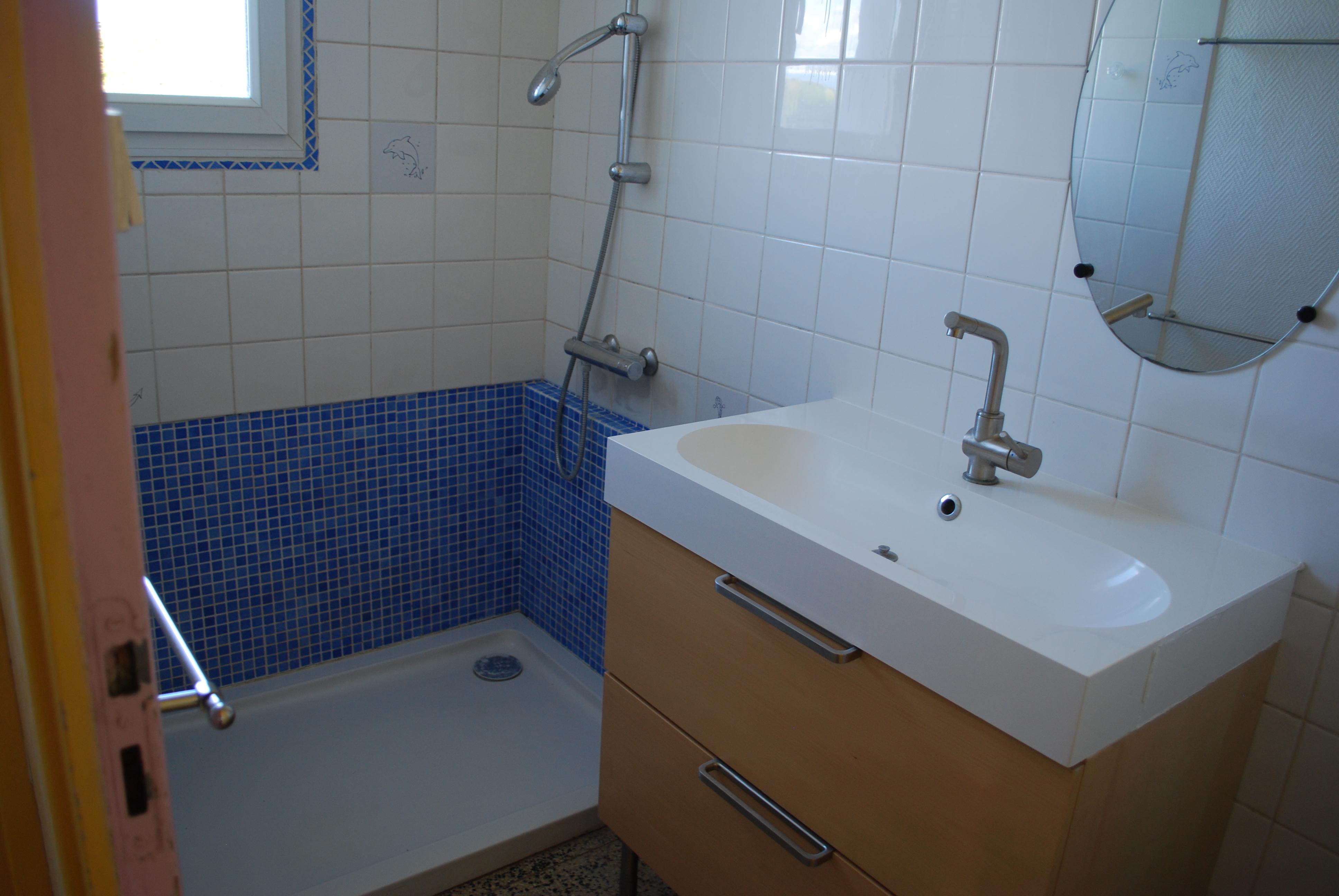 salle de bain maison communale