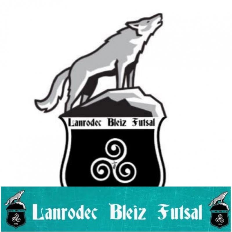 Logo Lanrodec Bleiz Futsal
