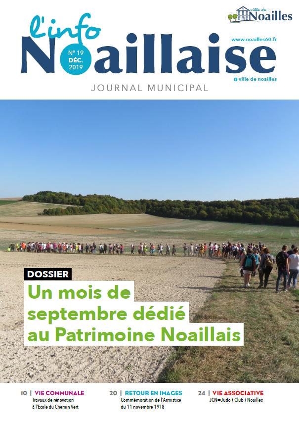 Info Noaillaise décembre 2019