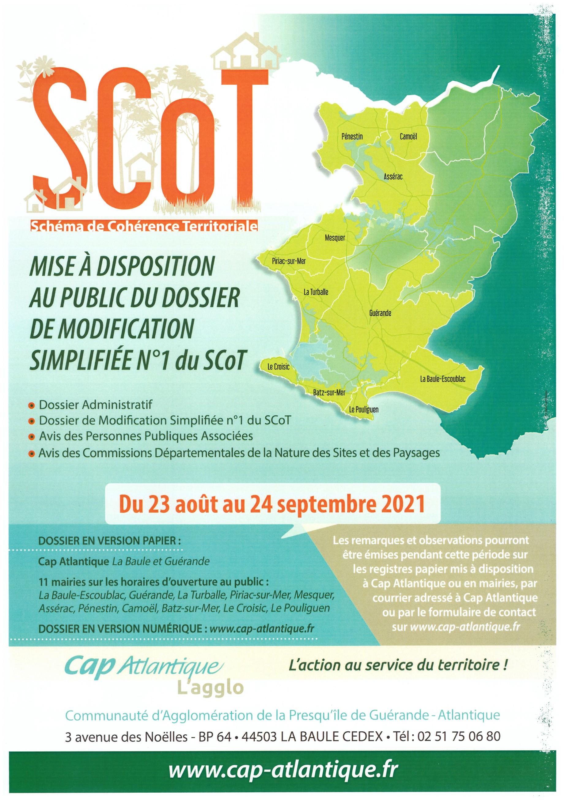 Scot - Cap Atlantique