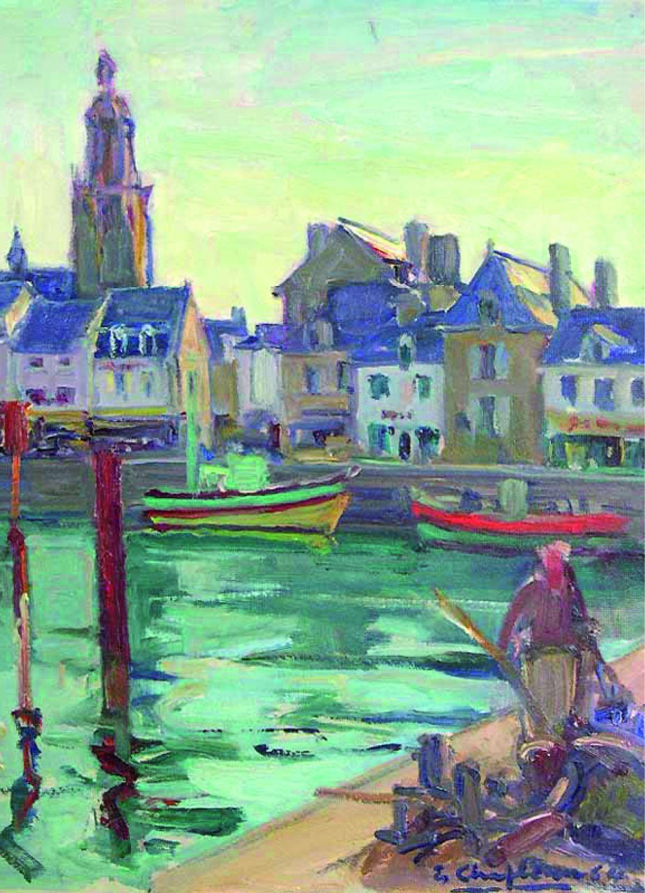 EJ Chapleau - Port du Croisic.jpg