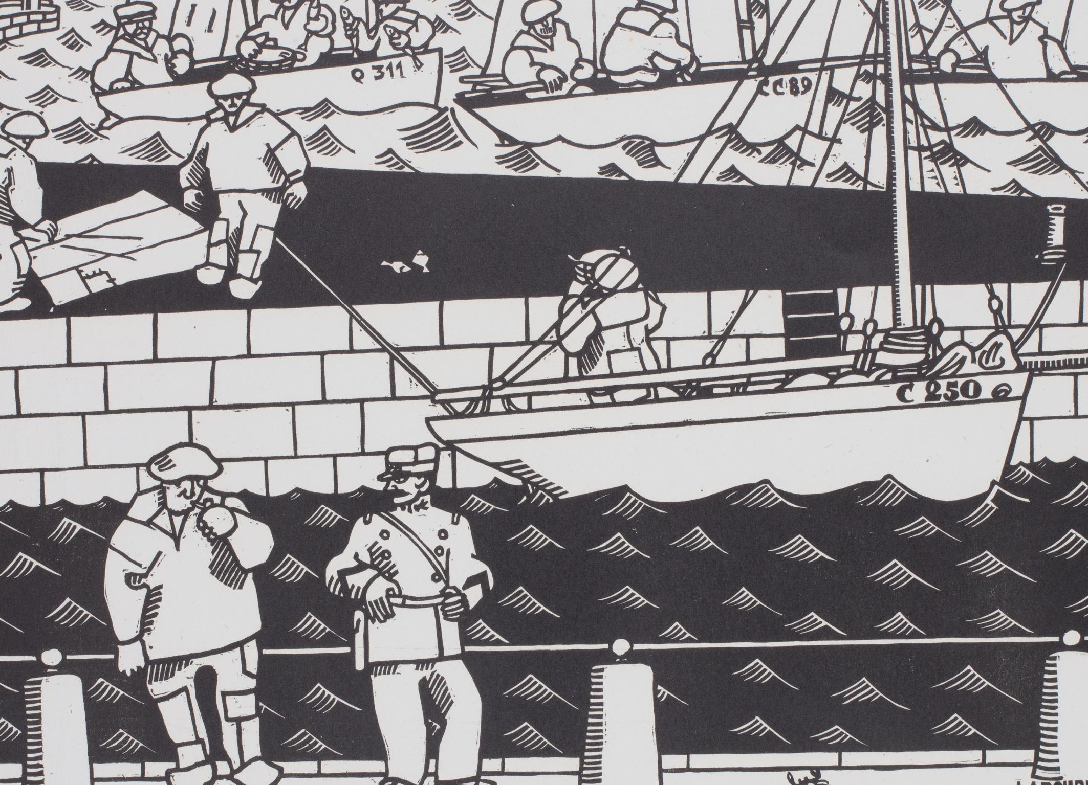 JE Laboureur - La rentrée au port.jpg