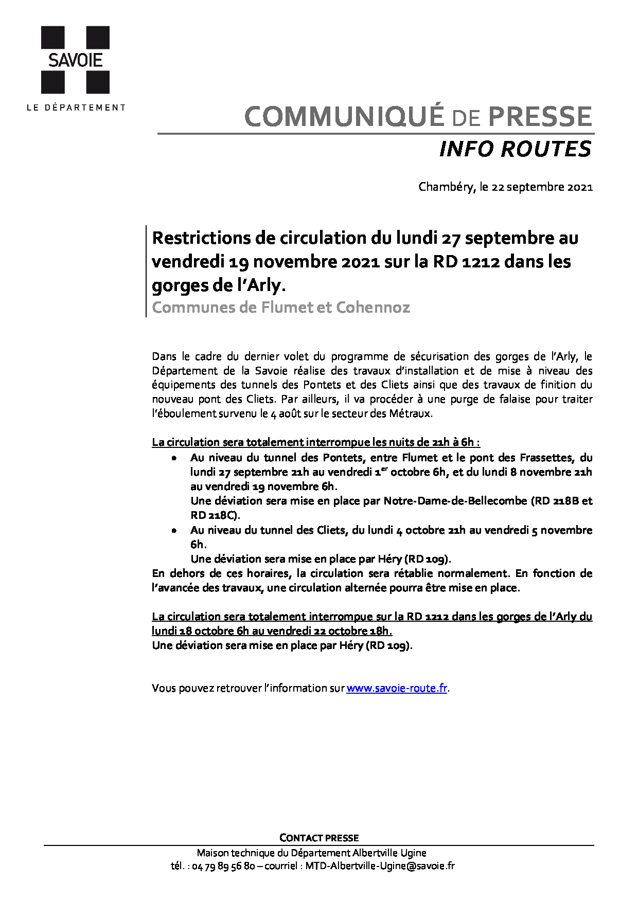 Restrictions circulation Gorges de lArly.jpg