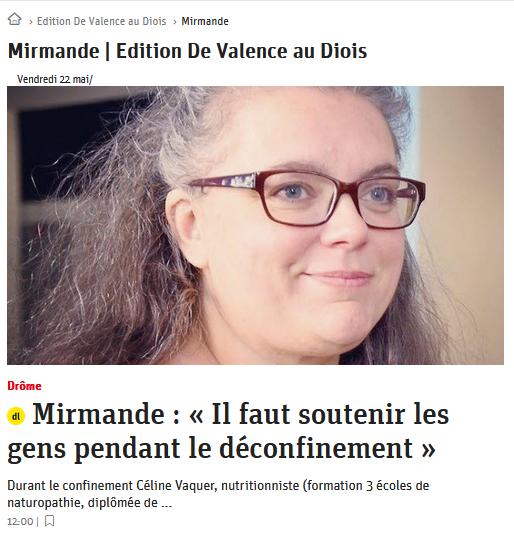 le_dauphine_mai2020_celine_vaquer_deconfinement.png