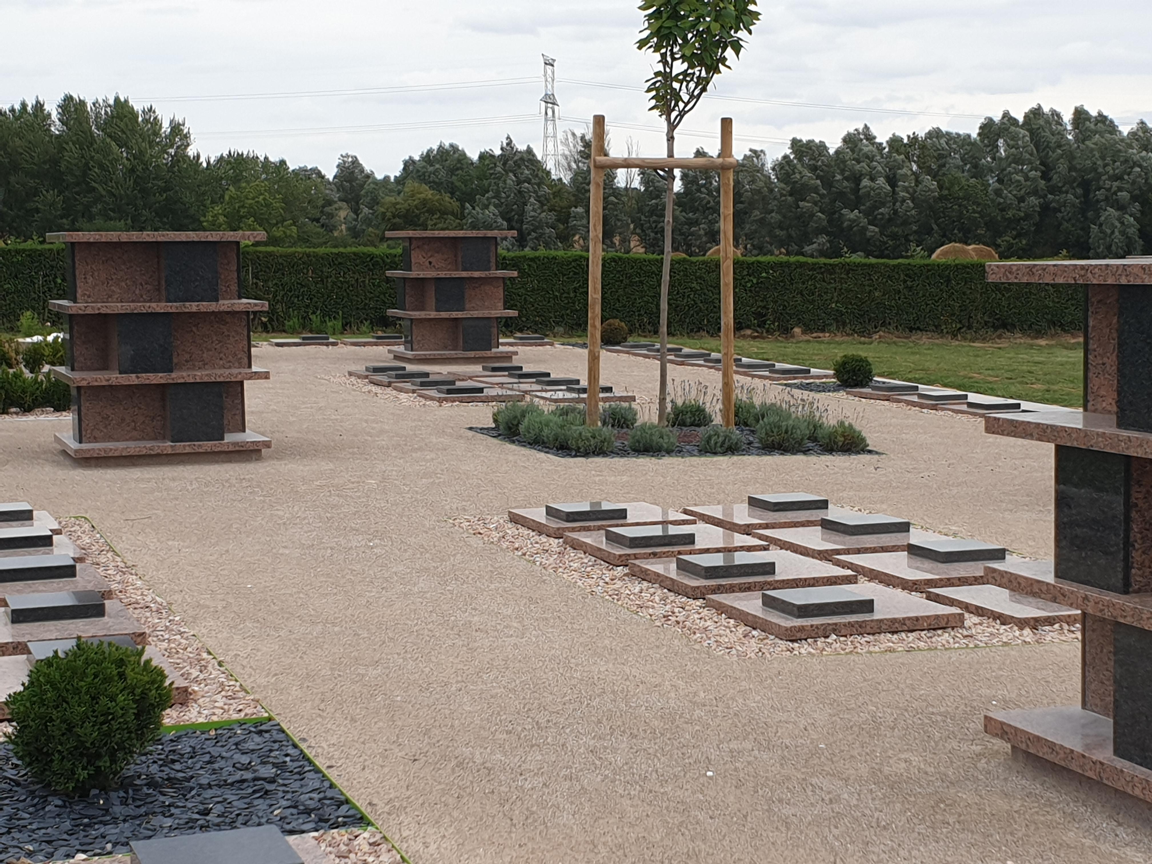 Nouveau columbarium