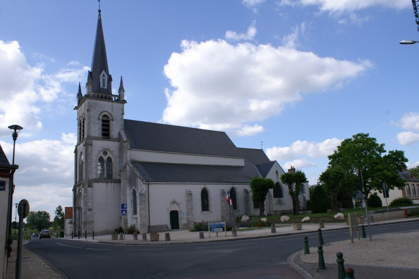 Eglise coté KF