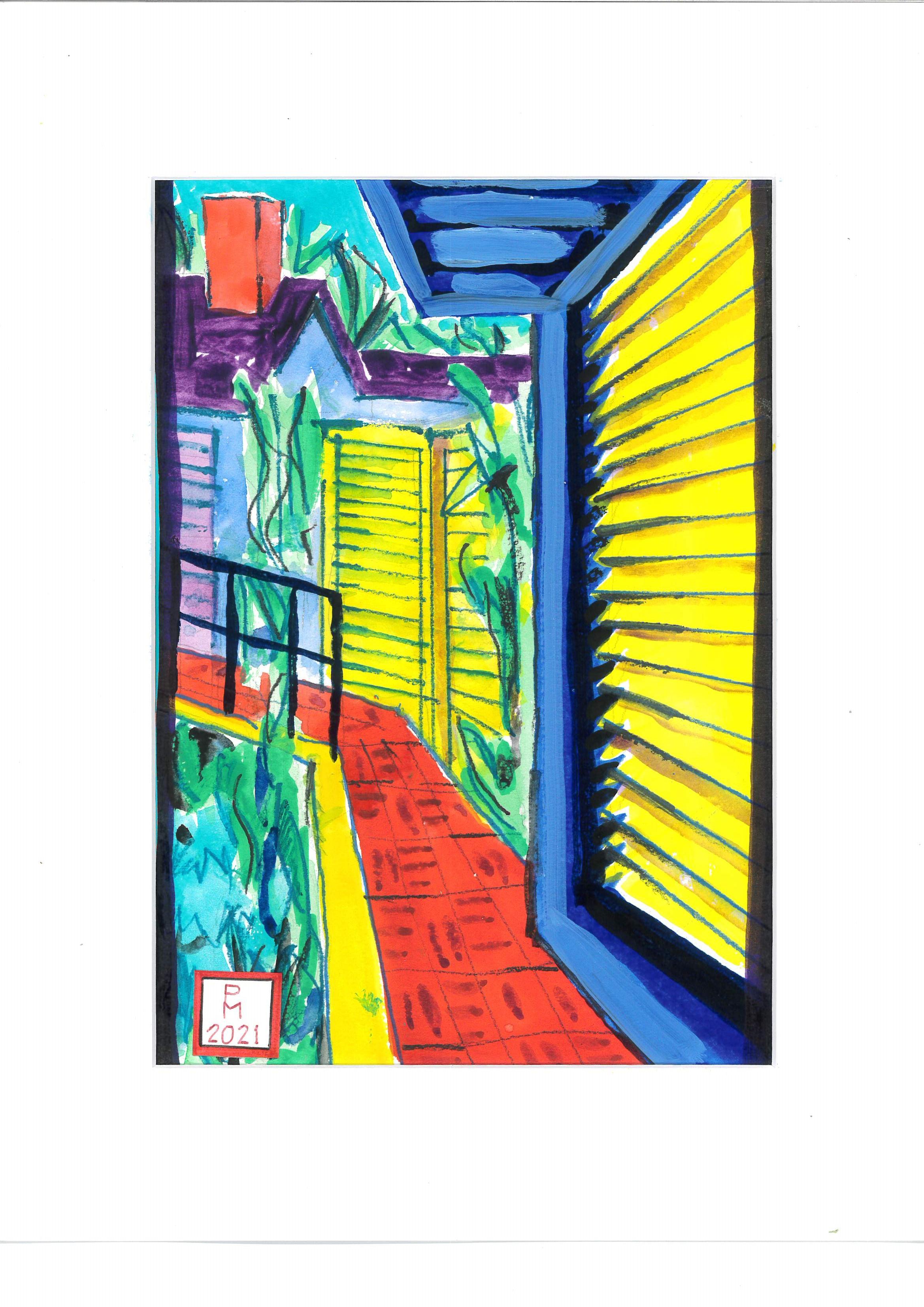 Peter Murphy Chemin Rouge Aquarelle.jpg