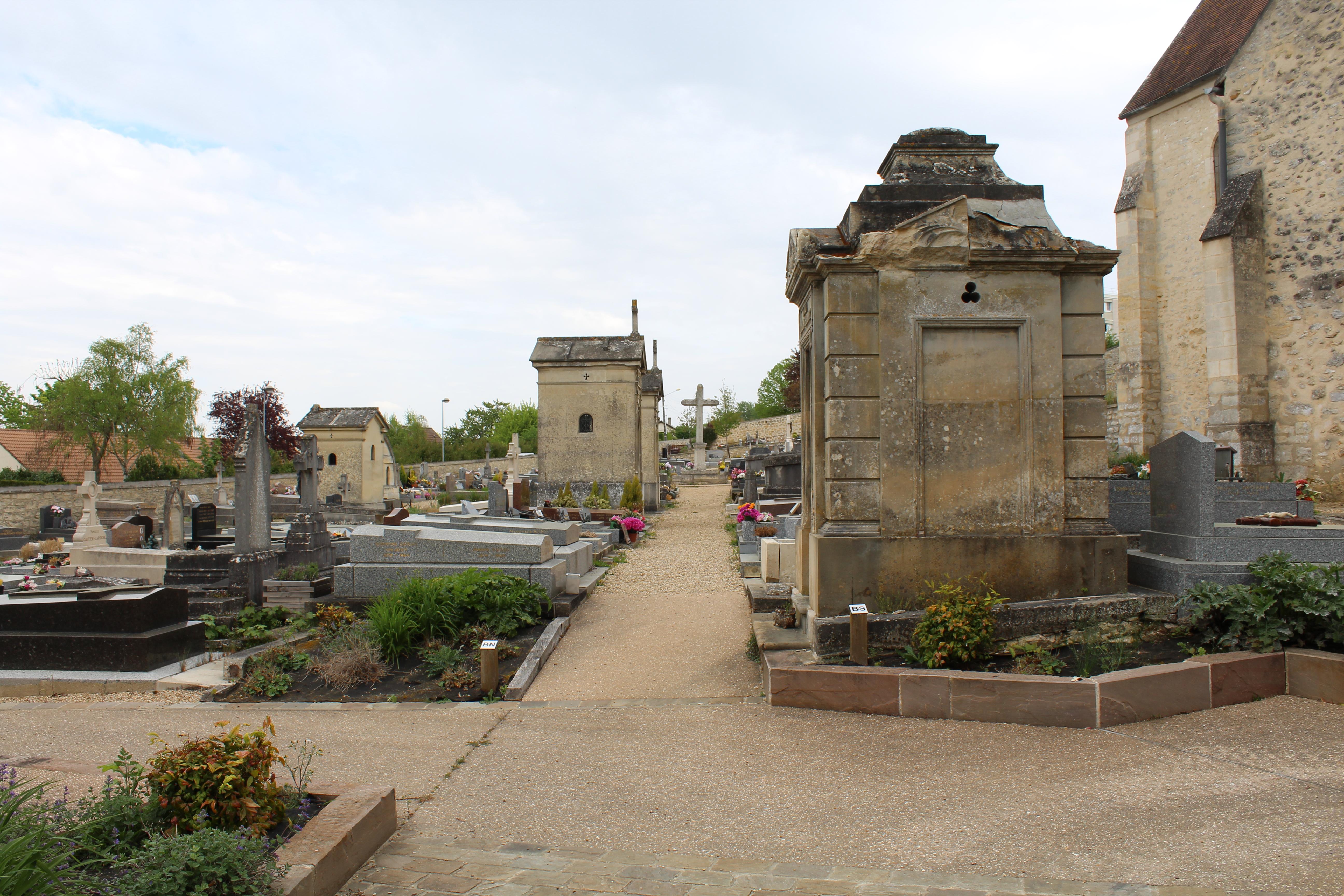 Photo cimetière