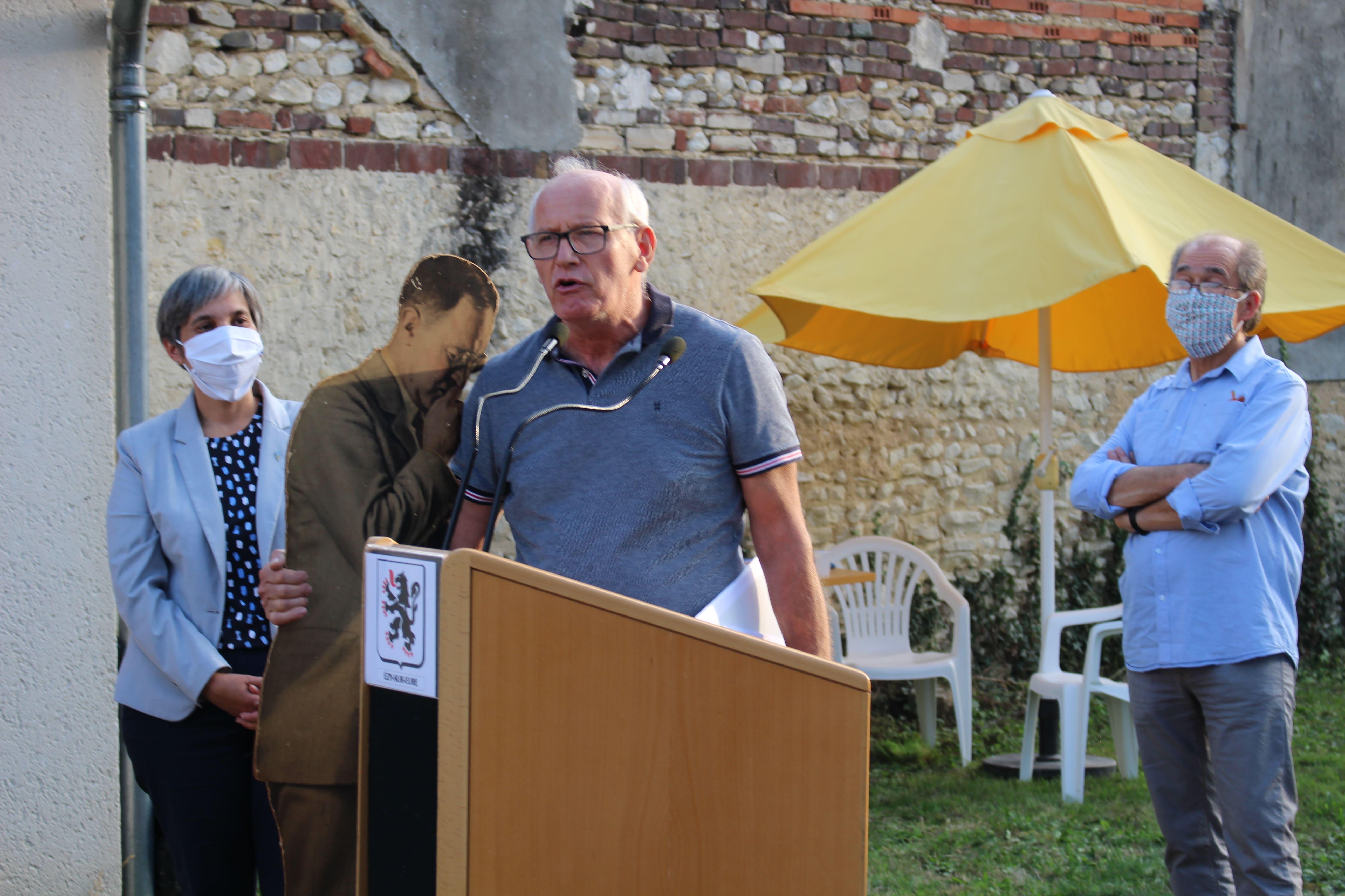 Exposition passion vélo Claude Maignan Ezy sur Eure