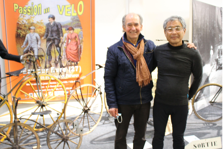 Keizo Kobayashi au musée du peigne Ezy sur Eure