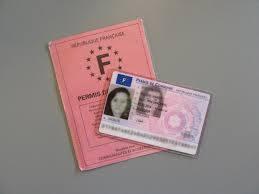 Service internet relatif au permis de conduire
