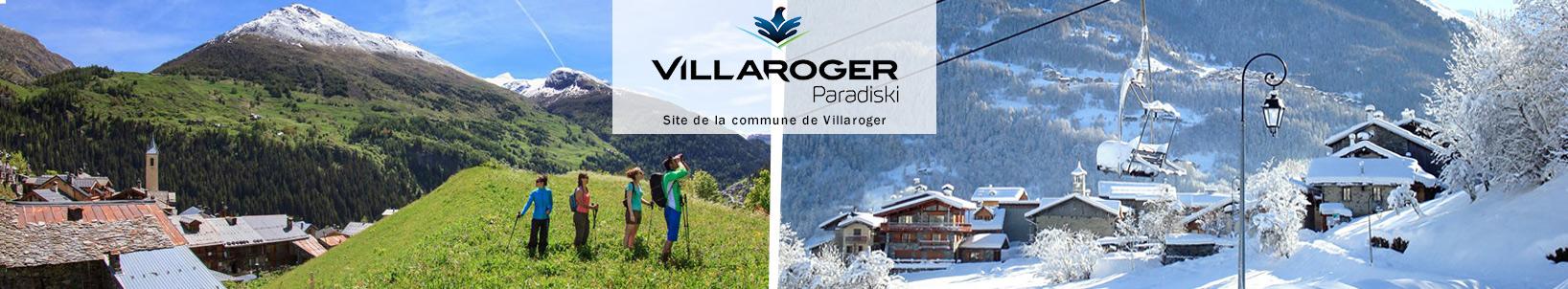 Commune de Villaroger