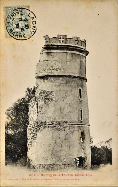 La tour de Lesches