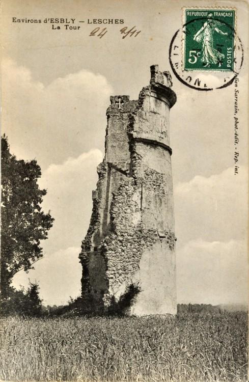 La tour de Lesches 2