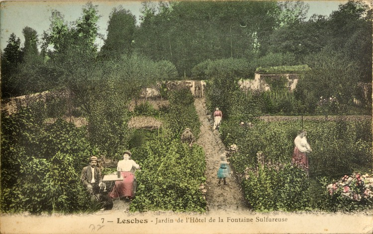 Jardins de l'Hotel 2