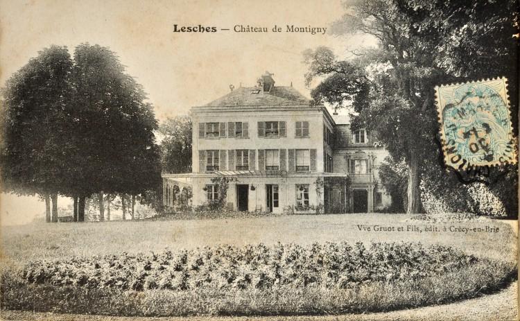 Lesches - Domaine de Montigny 2