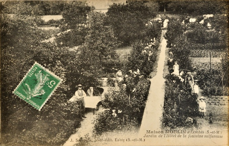 Jardins de l'Hotel