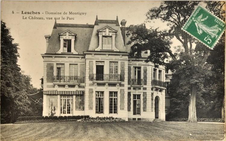 Lesches - Domaine de Montigny