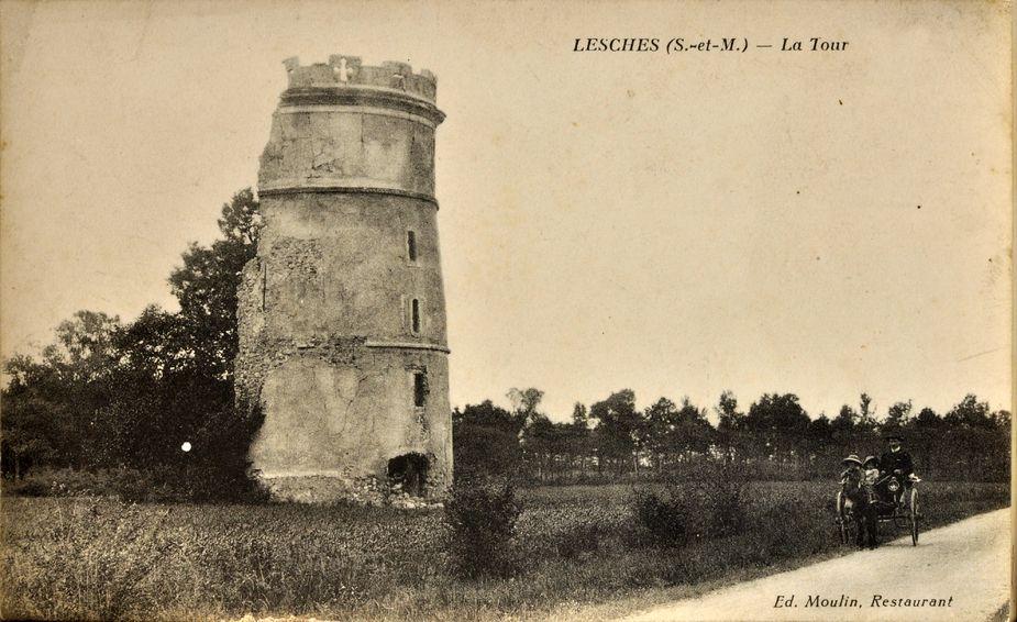 La tour de Lesches 3